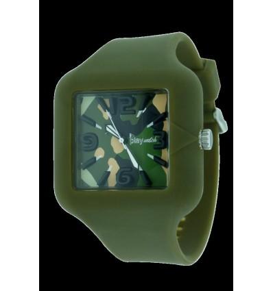 Orologio Playwatch Rewind Verde Mimetico